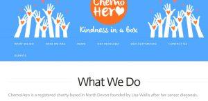 chemotherapy charity website barnstaple